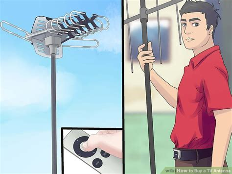 how to buy a tv antenna 5 steps with pictures wikihow