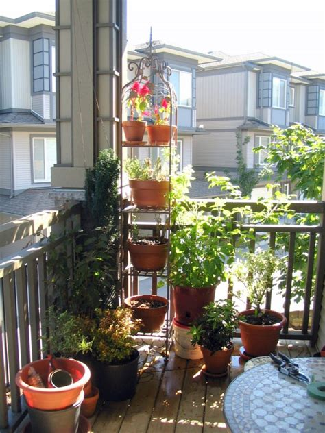 Balcony Gardening Ideas Small Balcony Garden Design Ideas This For All