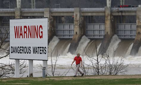 Best Ways To Prevent Dams Dams Prevent Tennessee River From Flooding Chattanooga Times Free Press