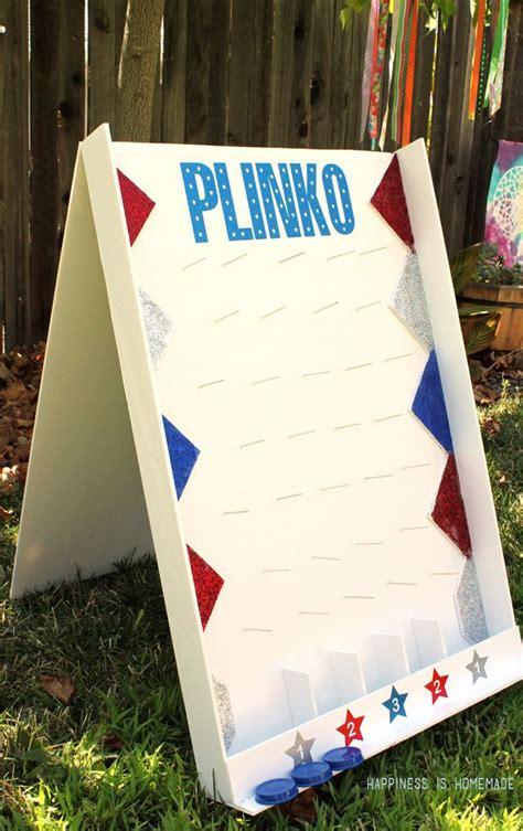 homemade backyard games 25 best ideas about homemade carnival games on pinterest