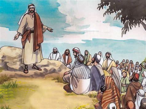 freebibleimages  parable  salt  light jesus