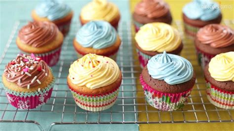how to make cupcakes youtube