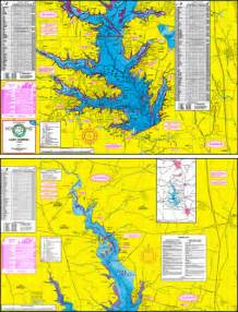 lake conroe fishing map gps coordinates for fishing