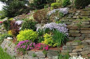 Amenager Un Jardin En Pente