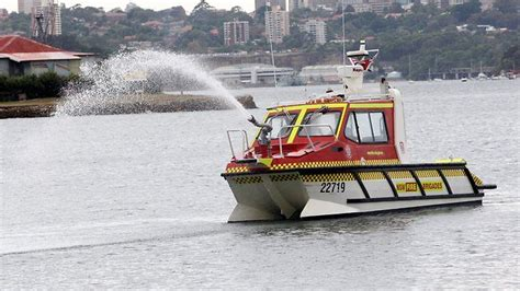 fast boat sydney harbour 126 best images about maritime fire and rescue on