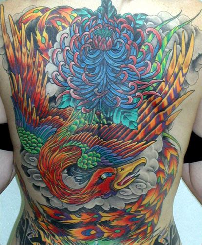 phoenix tattoo meaning japanese phoenix tattoos psychotattoos