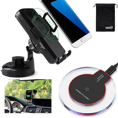 Cover Dashboard Mobil Universal Cover Bulu Dashboard M Limited 1 eeekit wireless charger charging pad car truck windshield