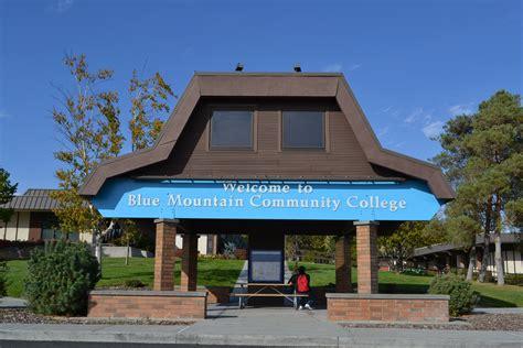 Community College Search File Blue Mountain Community College Pendleton Oregon Jpg Wikimedia Commons