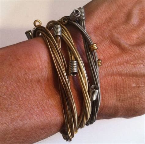 guitar jewelry how to make safety pin bracelet how to make in 27 ways guide patterns