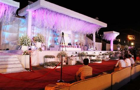 Weddings at Race Course Mumbai   Venue Decoration   Jess Ideas