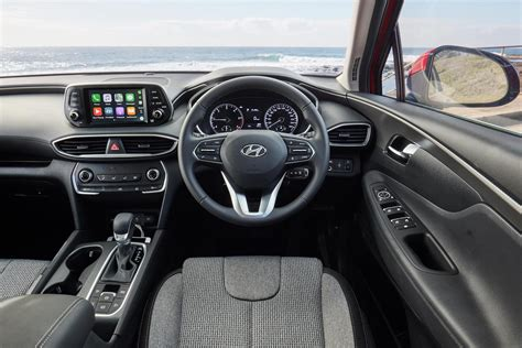Hyundai Santa Fe Interior by 2019 Hyundai Santa Fe Active Interior