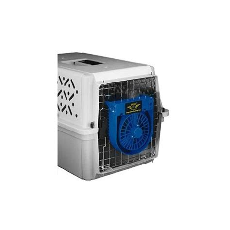 dog crate fan system metro air force crate fan for pets