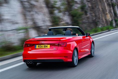 Audi S Tronic 7 Speed by Audi A3 Cabriolet 2 0 Tdi 184 Quattro S Line 2dr S Tronic