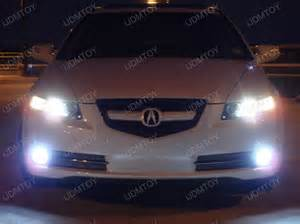 Acura Tl Hid Bulb 2007 Acura Tl Led Corner Lights 10000k D2s Hid Headlights