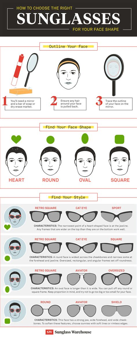 how to choose glasses the how to choose the right sunglasses zest it up