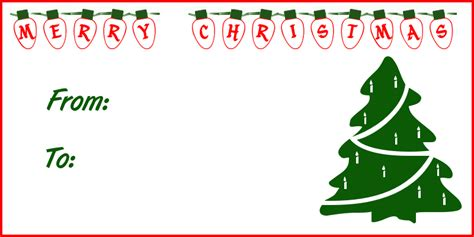 christmas gift tag clipart clipart suggest