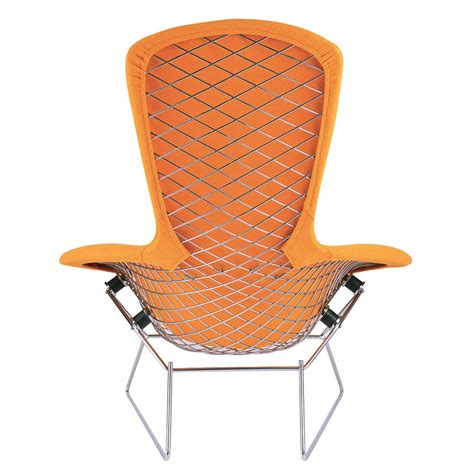 Bertoia Armchair by Knoll Bertoia High Back Armchair