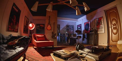 Jam Room by Henry Hip Residences In The Of Nyc S Hudson Yards