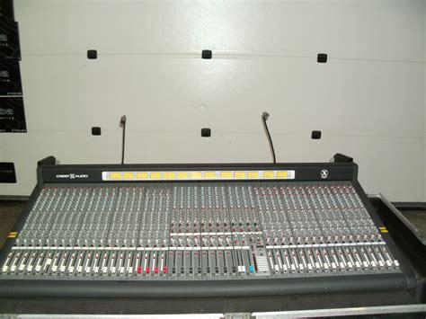 Mixer Crest Audio crest audio x8 image 709096 audiofanzine