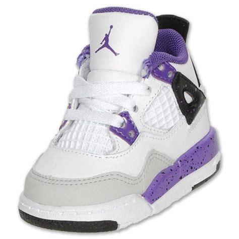 jordans shoes for baby toddler retro 4 basketball shoes finishline
