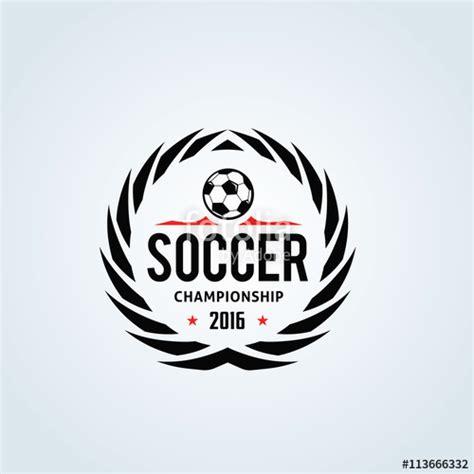 football team logo template quot soccer club logo soccer logo football logo vector logo
