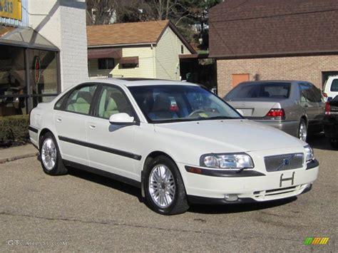 volvo s80 white 2001 white volvo s80 t6 40571351 gtcarlot car