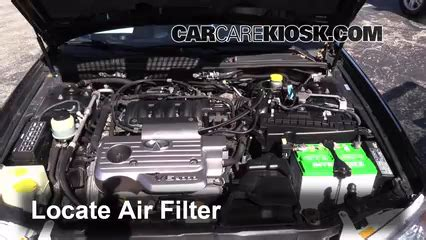 how do cars engines work 2001 infiniti i electronic toll collection air filter how to 2000 2004 infiniti i30 2001 infiniti i30 t 3 0l v6