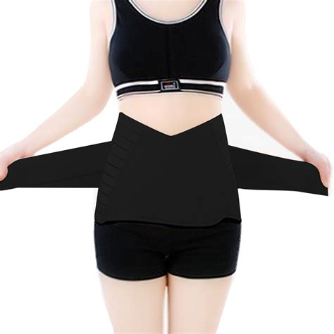 Waist Shaper belly tummy firm slimming belt trimmer waist