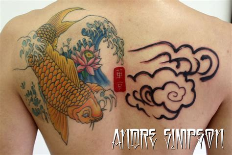 tattoo gallery japanese style japanese style back tattoo by erasotron on deviantart