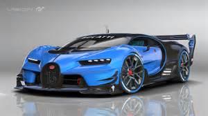 Bugatti Veyron Philippines Bugatti Vision Gran Turismo Show Car Revealed At Frankfurt