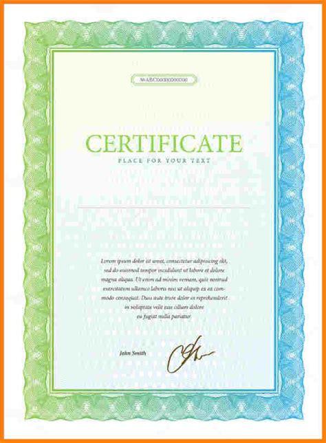 stock certificate template word stock certificate template free premium