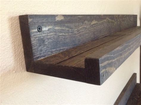 Wood Ledge Shelf by Ledge Shelf Ledge Shelves Picture Ledge Shelf Book Shelf
