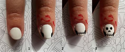 Dessin Sur Ongle Facile by Dessins Sur Ongles Facile A Faire