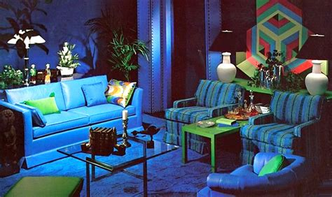 1975 home interior design forum 20 years of living rooms 1961 to 1981 flashbak