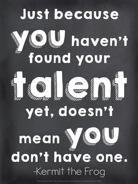 Poster Typografi Inspiratif If You Never Try You Ll Never growth mindset l 230 ring og citater