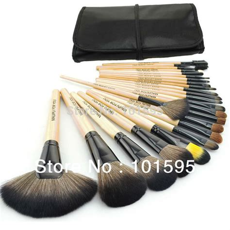 Cosmetic Make Up Brush 11 Set With Pouch professional 24 makeup brushes 24pcs cosmetic makeup brushes kit makeup brush set with