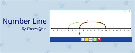 number pattern games interactive classworks online interactive number line http