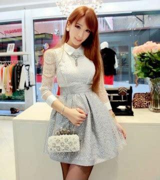 Tas Pesta Wanita Limited Edition 3 dress pesta wanita brokat model terbaru jual murah