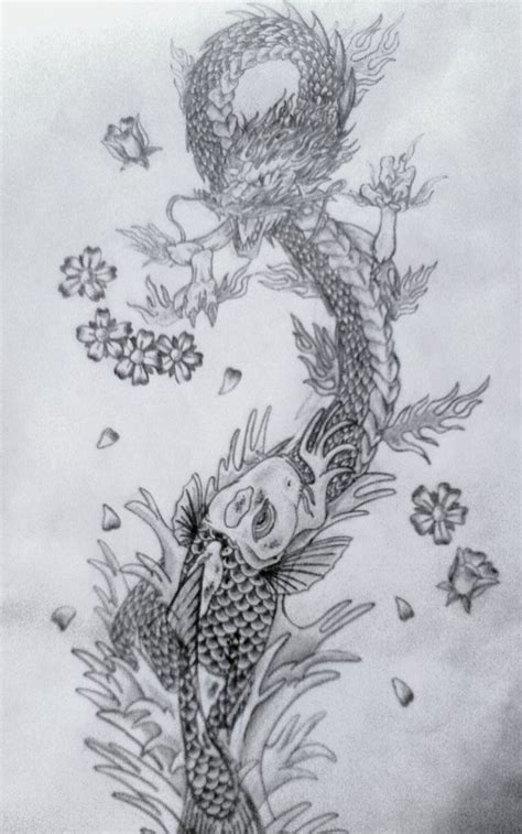 water dragon tattoo best 25 koi ideas on koi