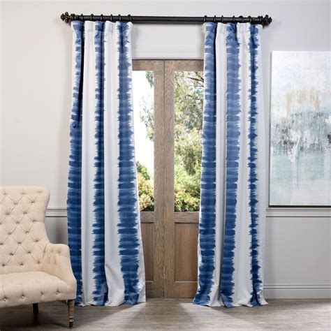 blue and white blackout curtains curtain stunning patterned blackout curtains remarkable