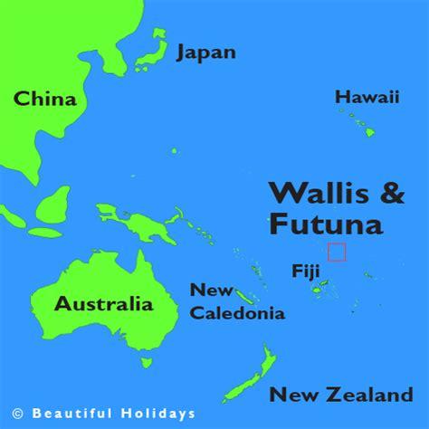 wallis and futuna map wallis futunas hotels beautiful pacific holidays