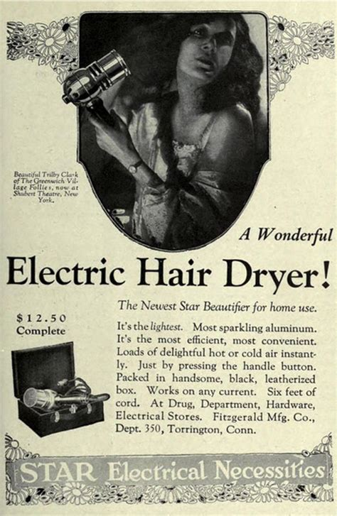 Hair Dryer History a lot of air 90 year evolution of the home hair dryer gadgets science technology