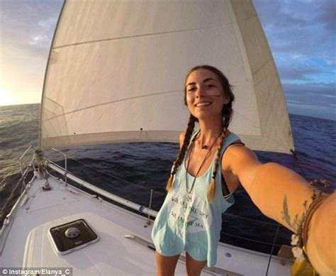 sailing la vagabonde new boat sailing la vagabonde s elayna carausu and riley whitelum