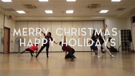 merry christmas happy holidays pentatonix christmas special collaboration youtube