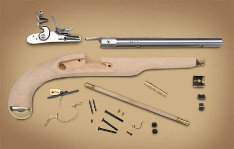 flintlock pistols kits images