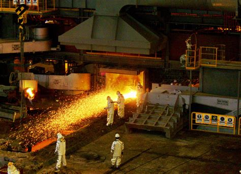 Steel Plant Gulf Consortium To Construct Steel Plant In Oman