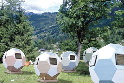 Barier The Football House barier the soccer shaped house from japan treehugger