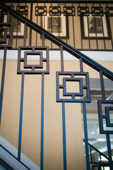 Railings And Banisters Ideas Wrought Iron Stair Railing Artistic Stairs