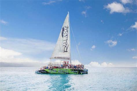 catamaran jamaica caribbean island adventure sightseeing tours in jamaica