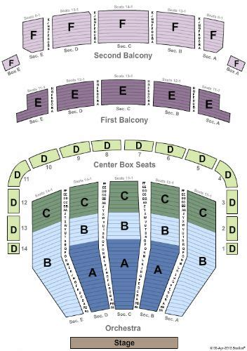 keller auditorium seat map keller auditorium seating chart keller auditorium
